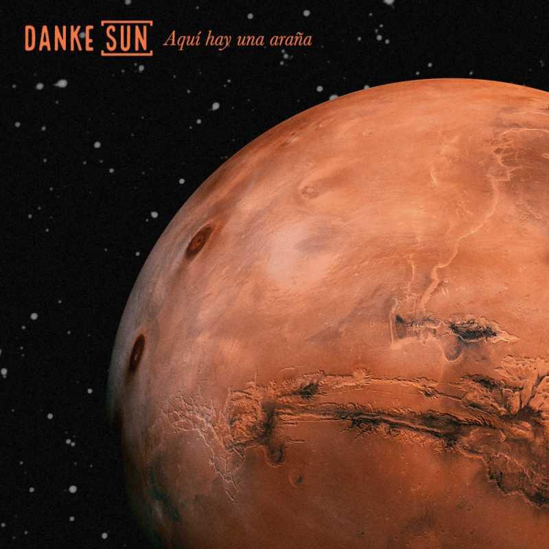 """Cover of """"Aquí hay una araña""""by Danke Sun"""