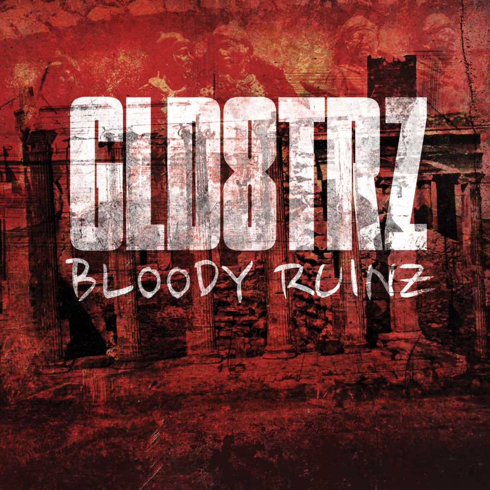 """Cover of """"Bloody Ruinz"""" by GLD8TRZ"""
