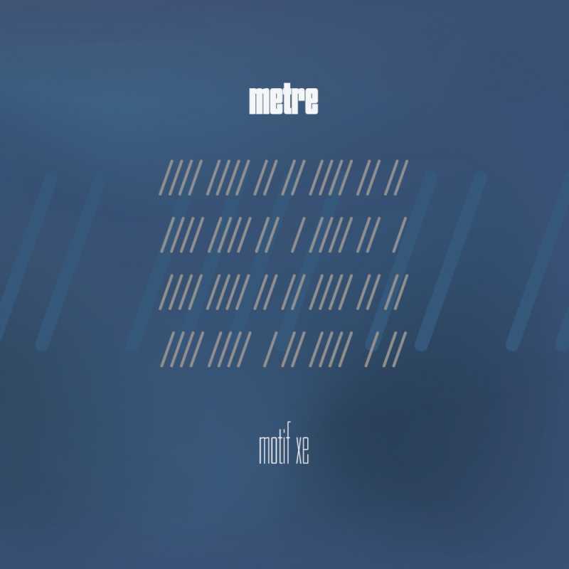 Metre - Motif XE
