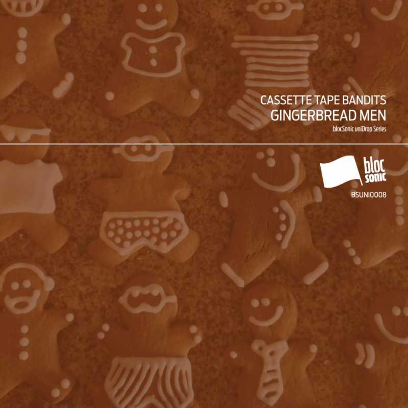 Cassette Tape Bandits - Gingerbread Men