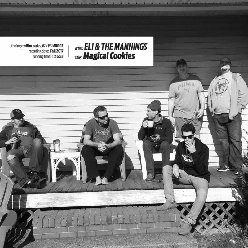 Eli & The Mannings - Magical Cookies