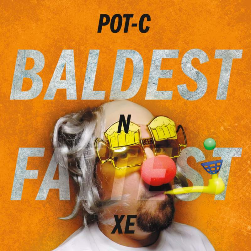 Cover of Pot-C - Baldest N Fattest XE