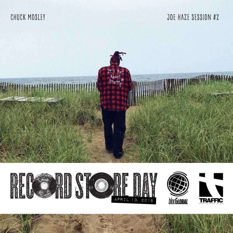 Chuck Mosley - Joe Haze Session #2 Record Store Day 7inch