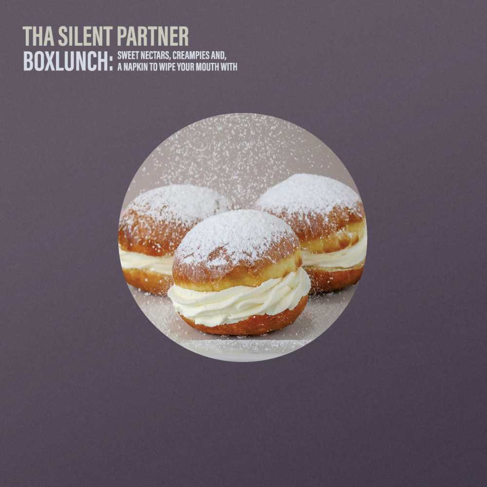 """Cover of """"BOXLUNCH"""" by Tha Silent Partner"""