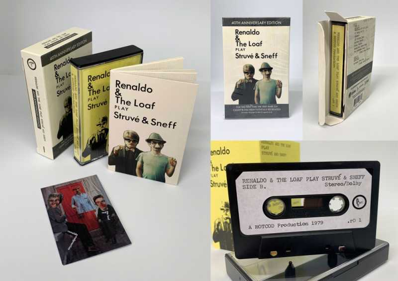 Renaldo & The Loaf - Play Struvé & Sneff (40th Anniversary Edition) (Barnes & Noble)