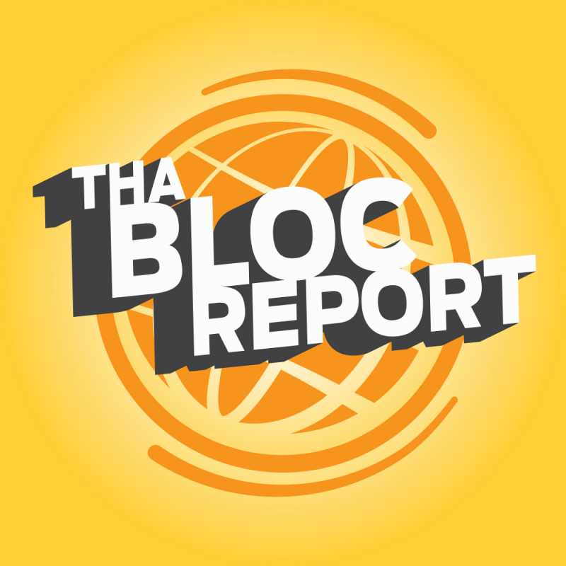 Tha Bloc Report graphic