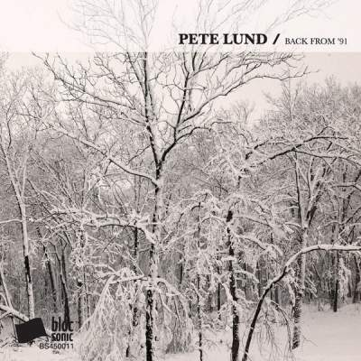 "Cover of ""Back From '91"" by Pete Lund"