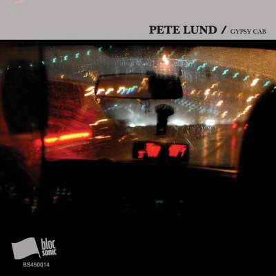 "Cover of ""Gypsy Cab"" by Pete Lund"
