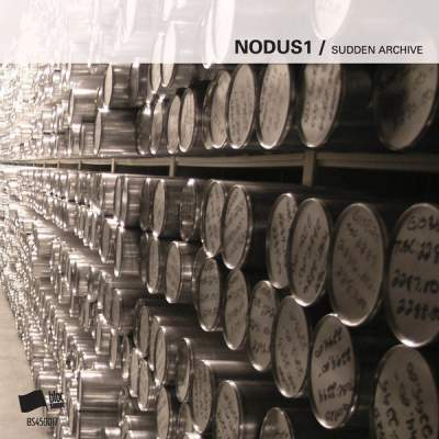 "Cover of ""Sudden Archive"" by Nodus1"