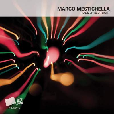 """Cover of """"Fragments Of Light"""" by Marco Mestichella"""