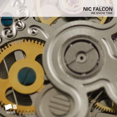 """Cover of """"We Know Time"""" by Nic Falcon"""