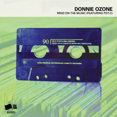 """Cover of """"Mind On The Music (Featuring Pot-C & SKOL)"""" by Donnie Ozone"""