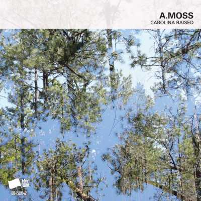 """Cover of """"Carolina Raised"""" by A.Moss"""