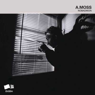 """Cover of """"NOBADMON"""" by A.Moss"""