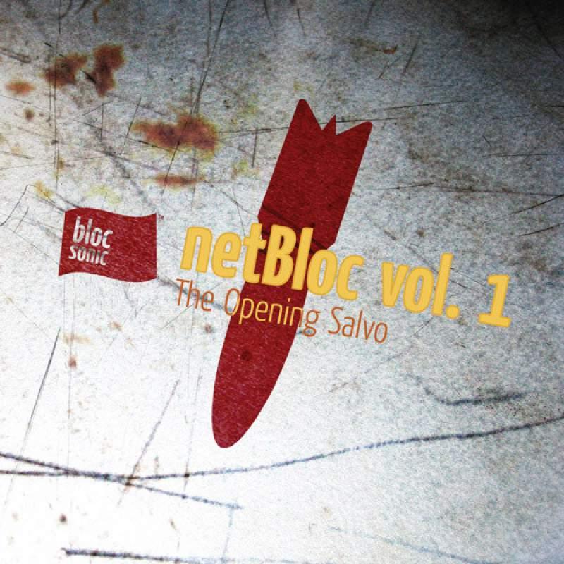 netBloc Vol. 1 Cover