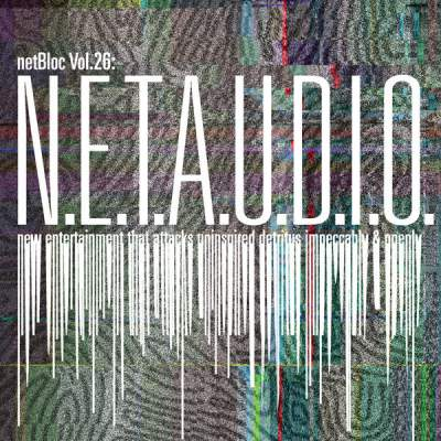"Cover of ""netBloc Volume 26 (N.E.T.A.U.D.I.O.)"" by Various Artists"