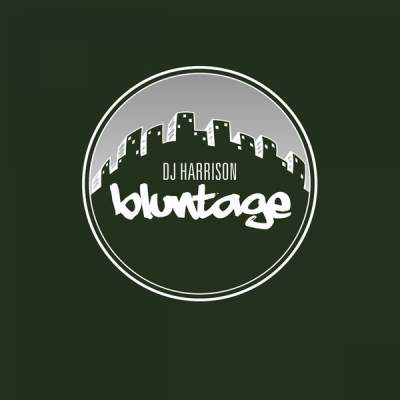"""Cover of """"Bluntage"""" by DJ Harrison"""