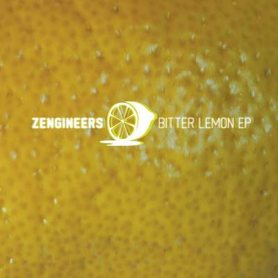 """Cover of """"Bitter Lemon EP"""" by Zengineers"""