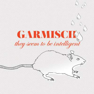 """Cover of """"They Seem To Be Intelligent"""" by Garmisch"""