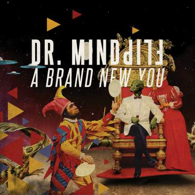 """Cover of """"A Brand New You"""" by Dr. Mindflip"""