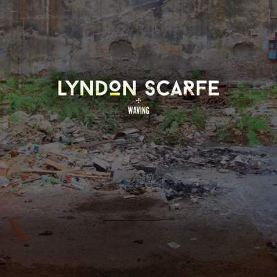 """Cover of """"Waving"""" by Lyndon Scarfe"""