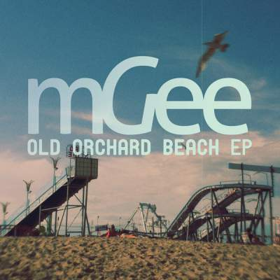 """Cover of """"Old Orchard Beach EP"""" by mGee"""