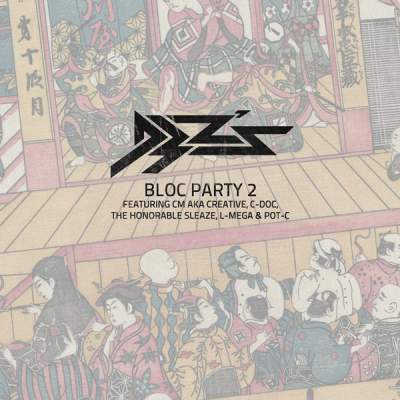 "Cover of ""Bloc Party 2 (Featuring CM aka Creative, C-Doc, The Honorable Sleaze, L-Mega & Pot-C)"" by D3Zs"