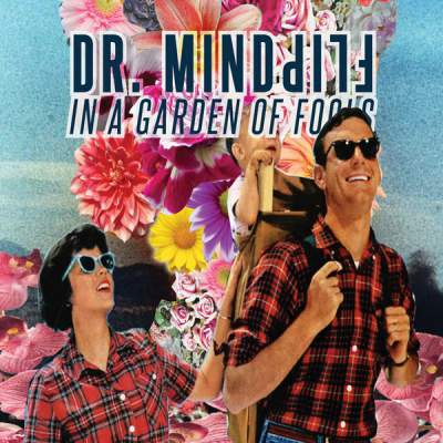 """Cover of """"In a Garden of Fools"""" by Dr. Mindflip"""