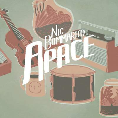 "Cover of ""Apace"" by Nic Bommarito"