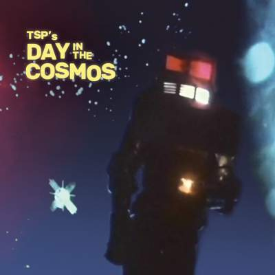 "Cover of ""TSP's Day In The Cosmos"" by Tha Silent Partner"