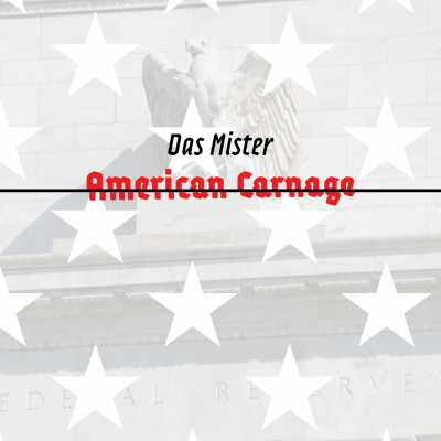 "Cover of ""American Carnage"" by Das Mister"