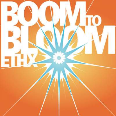 "Cover of ""Boom To Bloom"" by ETHX"