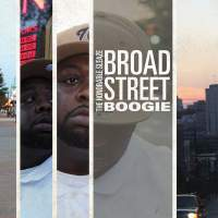 "Cover of ""Broad Street Boogie"" by The Honorable Sleaze"