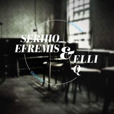 "Cover of ""Vocalises"" by Serhio Efremis & Elli Q"