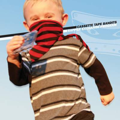 "Cover of ""Rapper Exchange Program"" by Cassette Tape Bandits"