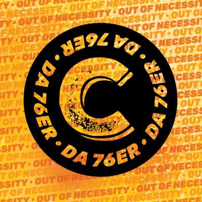 """Cover of """"Out of Necessity"""" by C da 76er"""