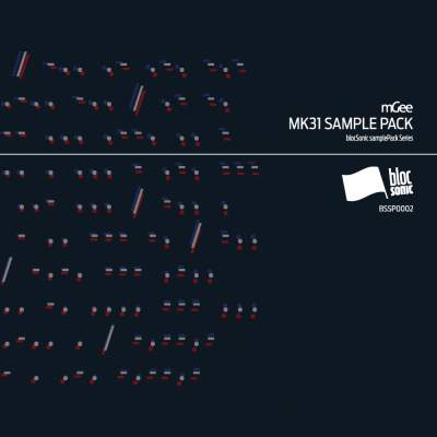 """Cover of """"MK31 Sample Pack"""" by mGee"""