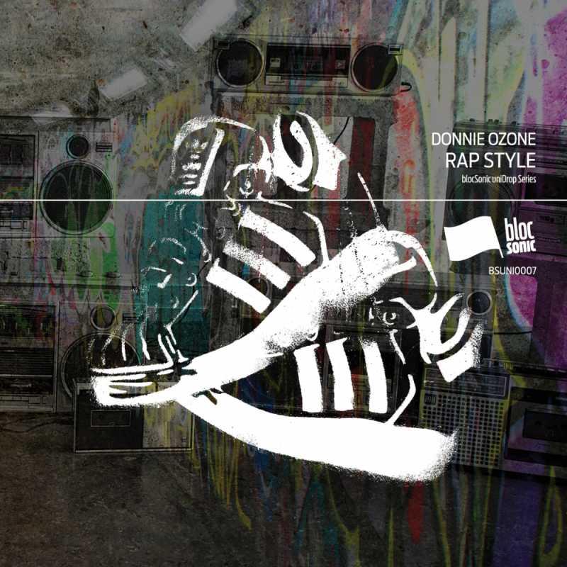 Donnie Ozone - Rap Style