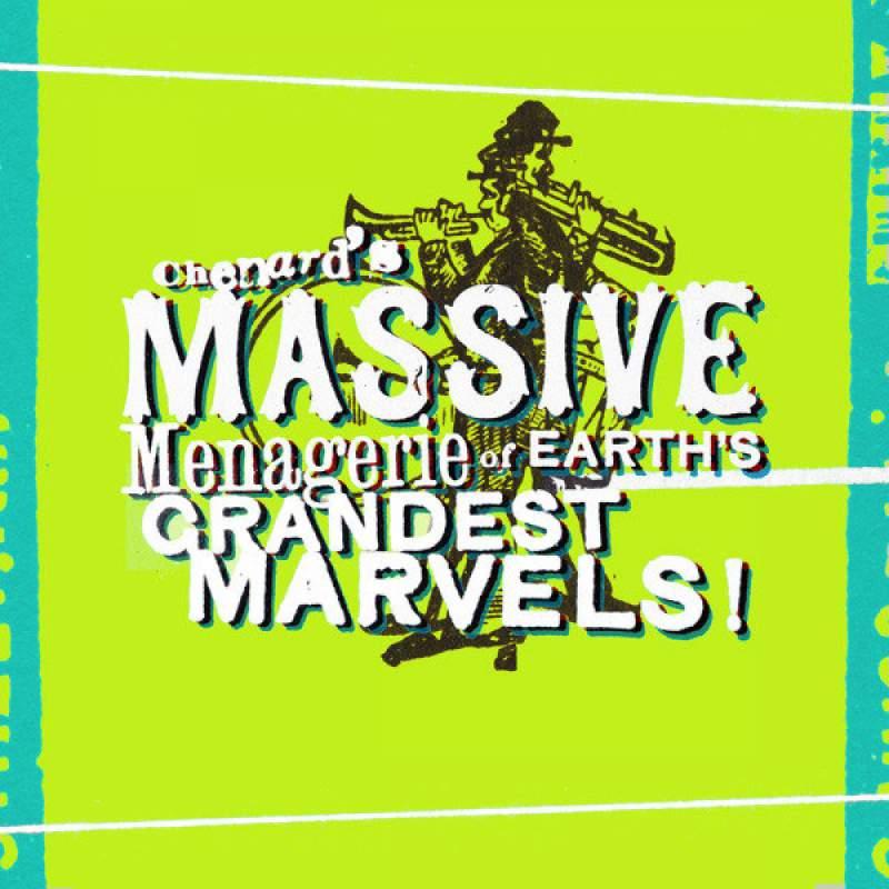 Chenards Massive Menagerie Cover