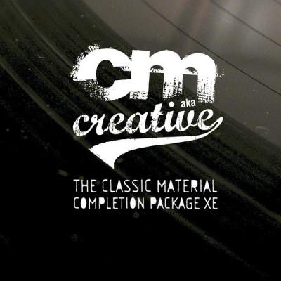 """Cover of """"The Classic Material Completion Package XE"""" by CM aka Creative"""